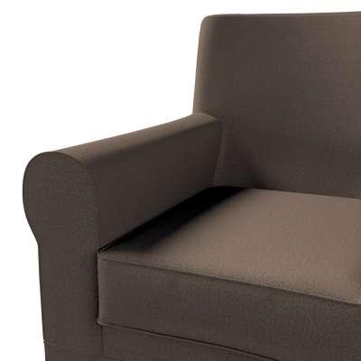 Pokrowiec na fotel Ektorp Jennylund w kolekcji Etna, tkanina: 705-08