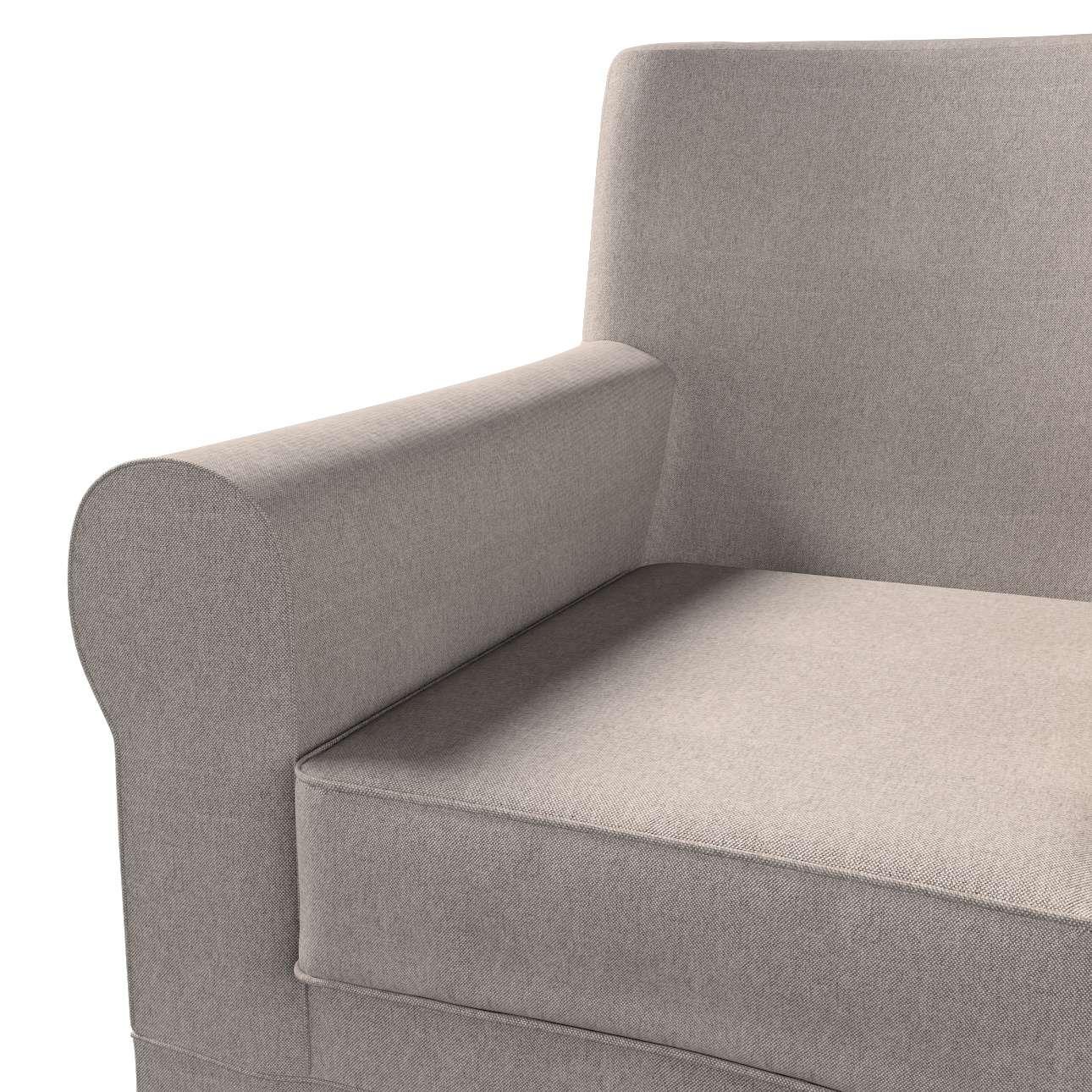 Pokrowiec na fotel Ektorp Jennylund w kolekcji Etna, tkanina: 705-09