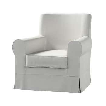 Pokrowiec na fotel Ektorp Jennylund w kolekcji Etna , tkanina: 705-90