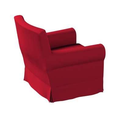 Pokrowiec na fotel Ektorp Jennylund w kolekcji Etna, tkanina: 705-60
