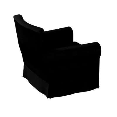 Pokrowiec na fotel Ektorp Jennylund w kolekcji Etna, tkanina: 705-00