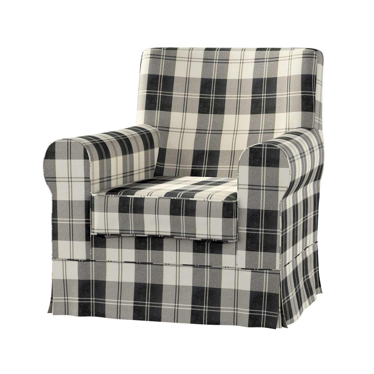 EKTORP JENNYLUND fotelio užvalkalas Ektorp Jennylund fotelio užvalkalas kolekcijoje Edinburgh , audinys: 115-74
