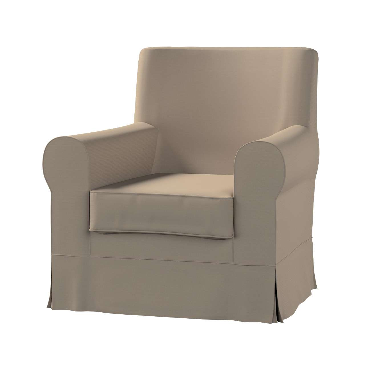 EKTORP JENNYLUND fotelio užvalkalas Ektorp Jennylund fotelio užvalkalas kolekcijoje Cotton Panama, audinys: 702-28