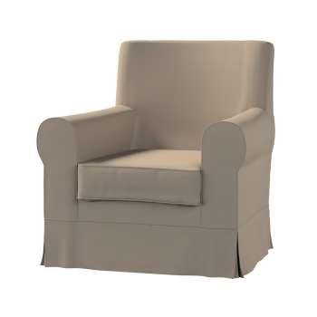 Pokrowiec na fotel Ektorp Jennylund Fotel Ektorp Jennylund w kolekcji Cotton Panama, tkanina: 702-28