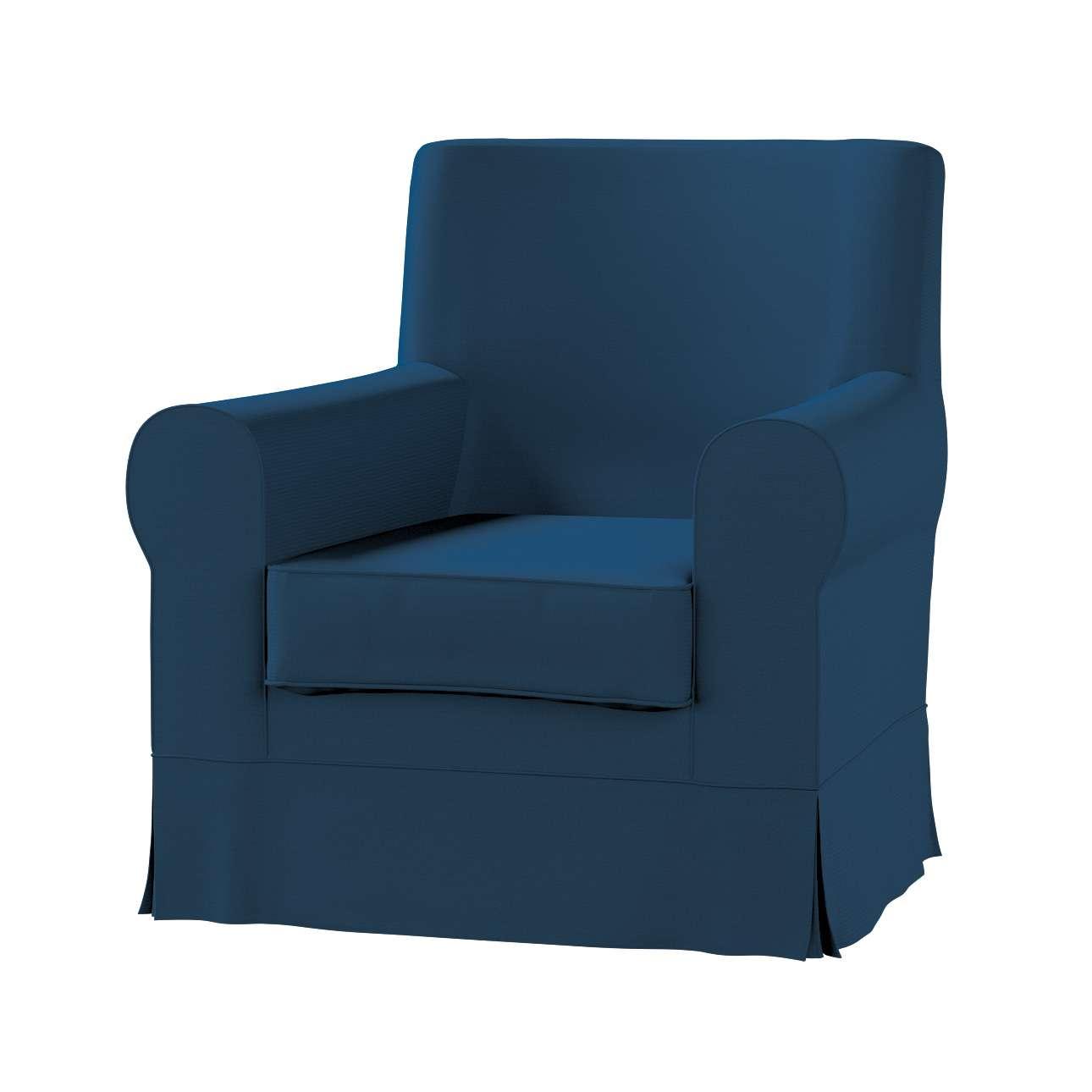 Pokrowiec na fotel Ektorp Jennylund Fotel Ektorp Jennylund w kolekcji Cotton Panama, tkanina: 702-30