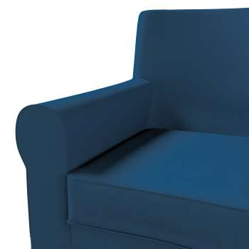 Pokrowiec na fotel Ektorp Jennylund w kolekcji Cotton Panama, tkanina: 702-30