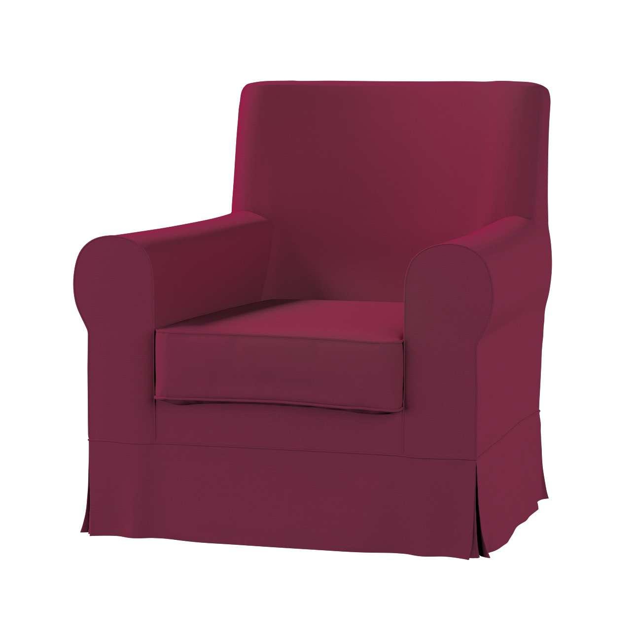 Pokrowiec na fotel Ektorp Jennylund Fotel Ektorp Jennylund w kolekcji Cotton Panama, tkanina: 702-32