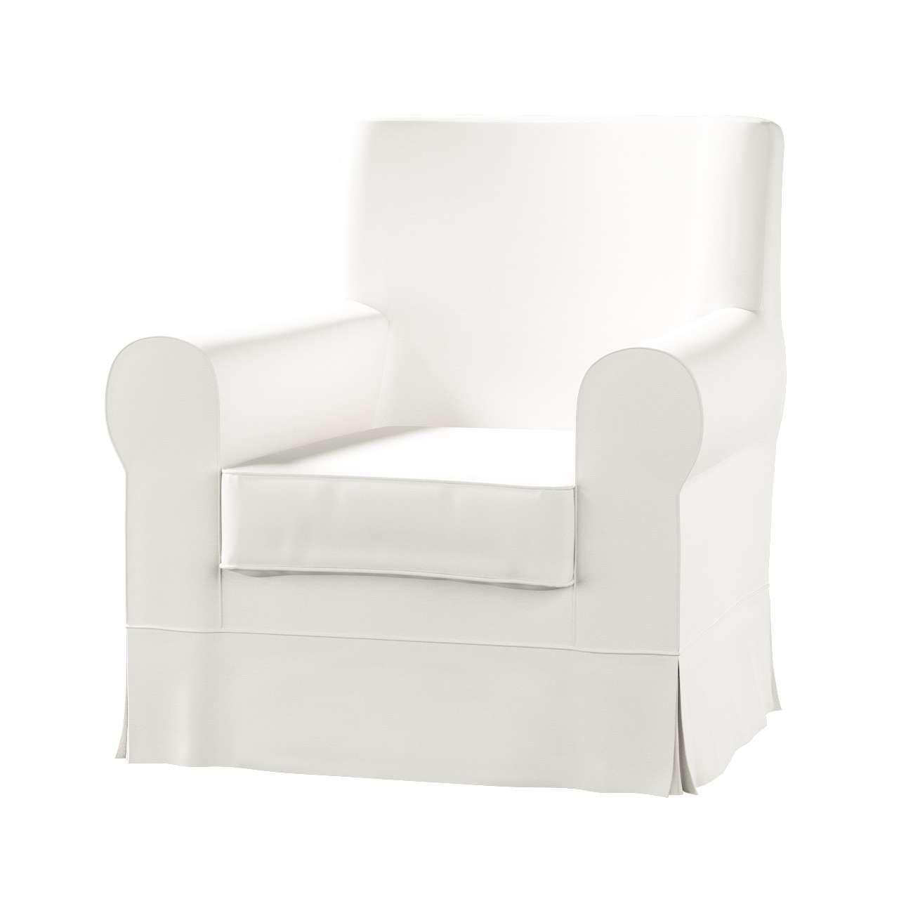 Pokrowiec na fotel Ektorp Jennylund Fotel Ektorp Jennylund w kolekcji Cotton Panama, tkanina: 702-34