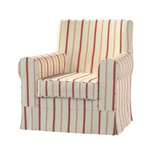 Pokrowiec na fotel Ektorp Jennylund Fotel Ektorp Jennylund w kolekcji Avinon, tkanina: 129-15
