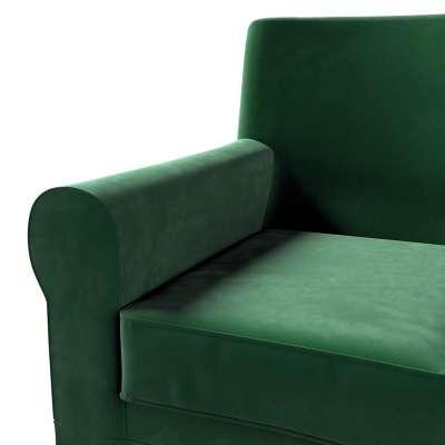 Pokrowiec na fotel Ektorp Jennylund w kolekcji Velvet, tkanina: 704-13