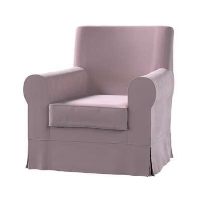 Pokrowiec na fotel Ektorp Jennylund w kolekcji Velvet, tkanina: 704-14