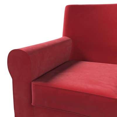 Pokrowiec na fotel Ektorp Jennylund w kolekcji Velvet, tkanina: 704-15