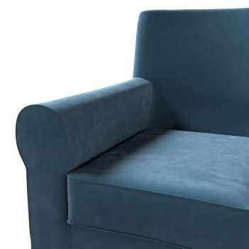 Pokrowiec na fotel Ektorp Jennylund w kolekcji Velvet, tkanina: 704-16