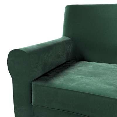 Pokrowiec na fotel Ektorp Jennylund w kolekcji Velvet, tkanina: 704-25