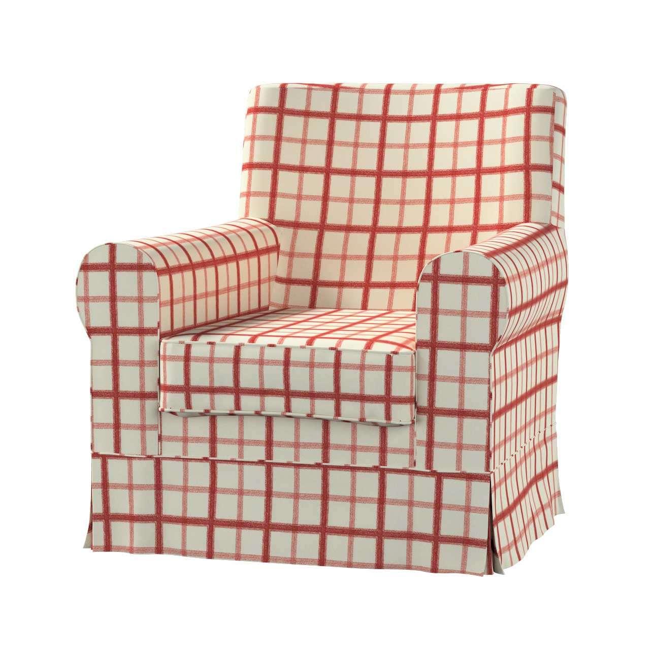 EKTORP JENNYLUND fotelio užvalkalas Ektorp Jennylund fotelio užvalkalas kolekcijoje Avinon, audinys: 131-15