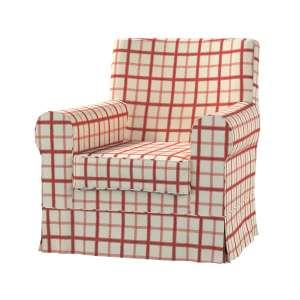 Pokrowiec na fotel Ektorp Jennylund Fotel Ektorp Jennylund w kolekcji Avinon, tkanina: 131-15