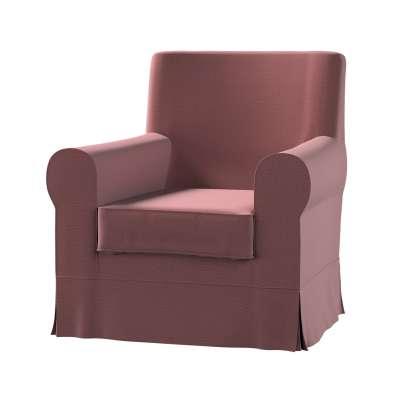 Pokrowiec na fotel Ektorp Jennylund w kolekcji Ingrid, tkanina: 705-38