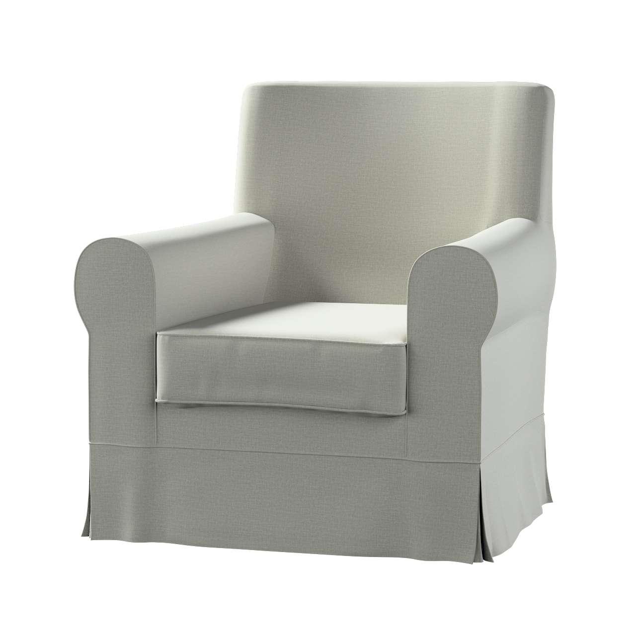 Pokrowiec na fotel Ektorp Jennylund w kolekcji Ingrid, tkanina: 705-41