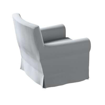 Pokrowiec na fotel Ektorp Jennylund w kolekcji Ingrid, tkanina: 705-42