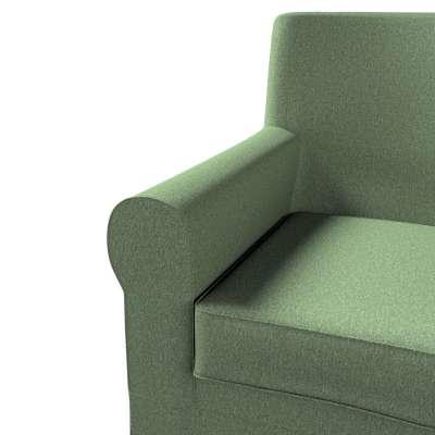 Pokrowiec na fotel Ektorp Jennylund w kolekcji Amsterdam, tkanina: 704-44