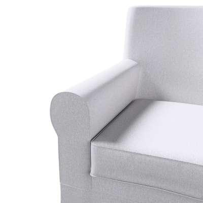 Pokrowiec na fotel Ektorp Jennylund w kolekcji Amsterdam, tkanina: 704-45