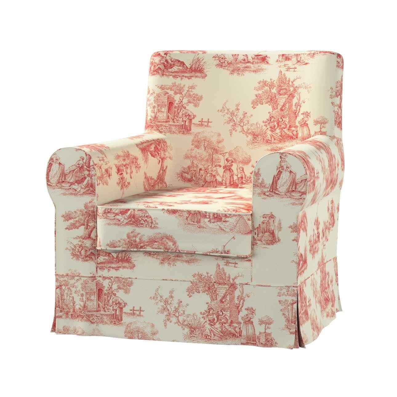 EKTORP JENNYLUND fotelio užvalkalas Ektorp Jennylund fotelio užvalkalas kolekcijoje Avinon, audinys: 132-15