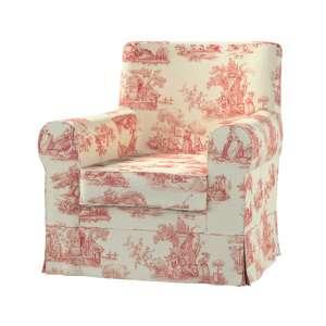 Pokrowiec na fotel Ektorp Jennylund Fotel Ektorp Jennylund w kolekcji Avinon, tkanina: 132-15