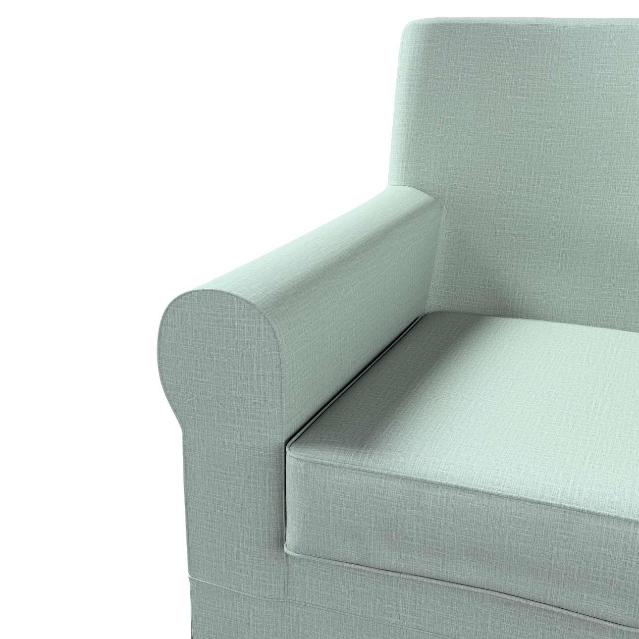 Pokrowiec na fotel Ektorp Jennylund w kolekcji Living II, tkanina: 160-86