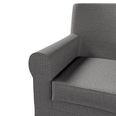 Pokrowiec na fotel Ektorp Jennylund w kolekcji Living II, tkanina: 161-16