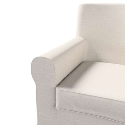 Pokrowiec na fotel Ektorp Jennylund w kolekcji Living, tkanina: 161-00