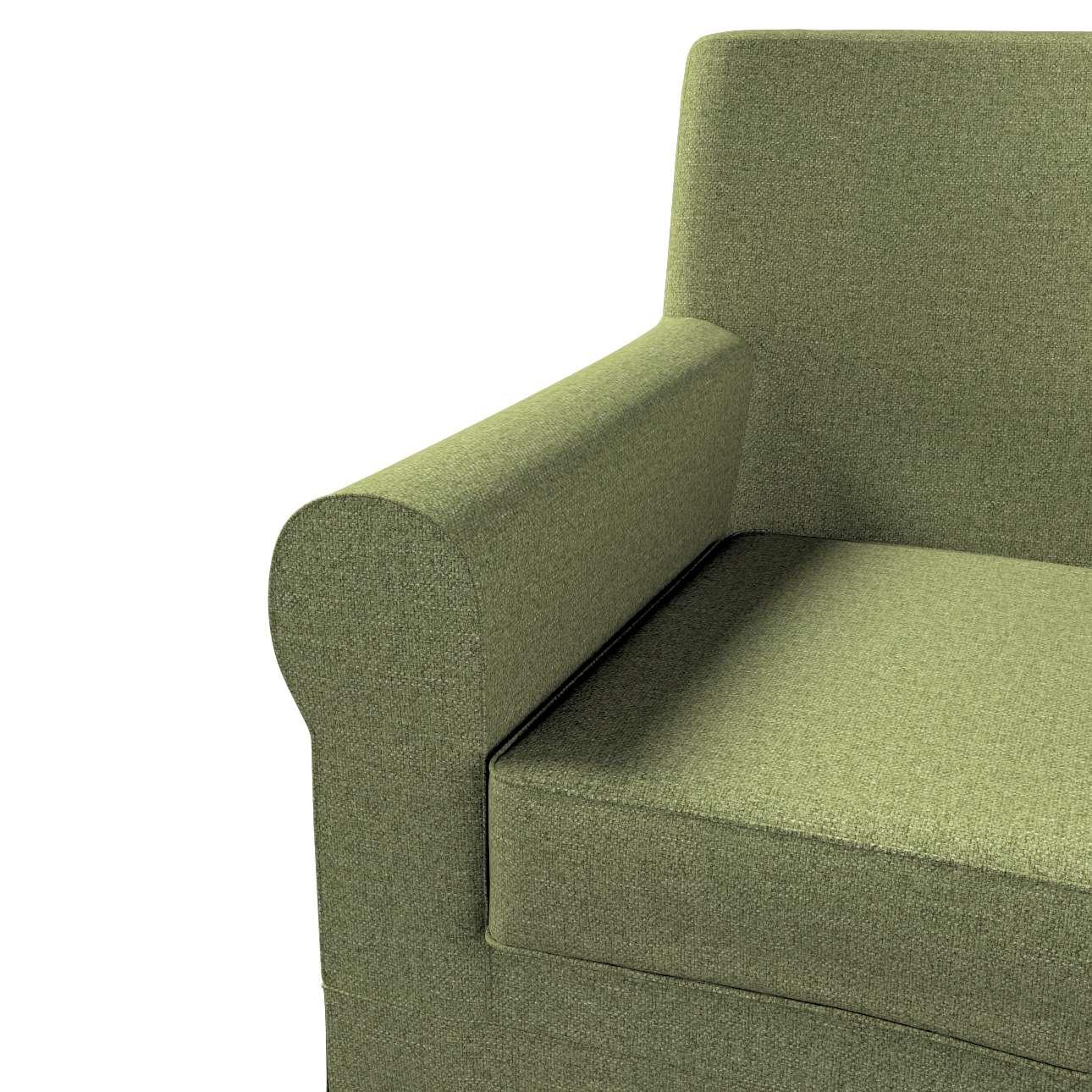Pokrowiec na fotel Ektorp Jennylund w kolekcji Madrid, tkanina: 161-22