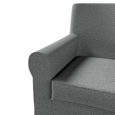 Pokrowiec na fotel Ektorp Jennylund w kolekcji Madrid, tkanina: 161-24