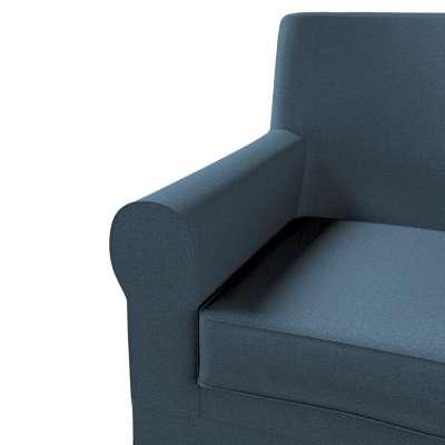 Pokrowiec na fotel Ektorp Jennylund w kolekcji Etna, tkanina: 705-30