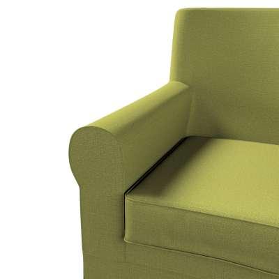 Pokrowiec na fotel Ektorp Jennylund w kolekcji Living, tkanina: 161-13