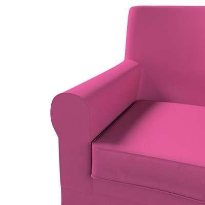 Pokrowiec na fotel Ektorp Jennylund w kolekcji Living, tkanina: 161-29