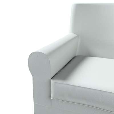 Pokrowiec na fotel Ektorp Jennylund w kolekcji Bergen, tkanina: 161-72