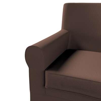 Pokrowiec na fotel Ektorp Jennylund w kolekcji Bergen, tkanina: 161-73