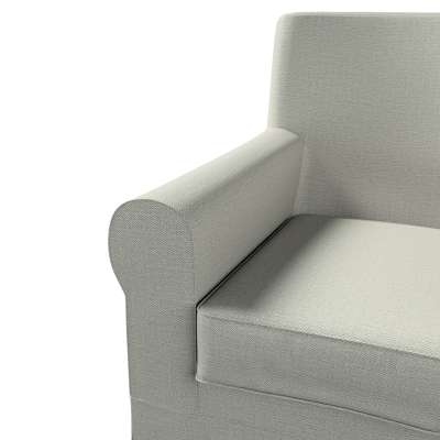 Pokrowiec na fotel Ektorp Jennylund w kolekcji Bergen, tkanina: 161-83