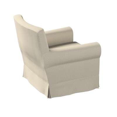 Pokrowiec na fotel Ektorp Jennylund w kolekcji Amsterdam, tkanina: 704-52