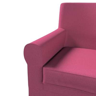 Pokrowiec na fotel Ektorp Jennylund w kolekcji Living, tkanina: 160-44