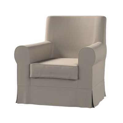 Pokrowiec na fotel Ektorp Jennylund w kolekcji Living, tkanina: 161-53