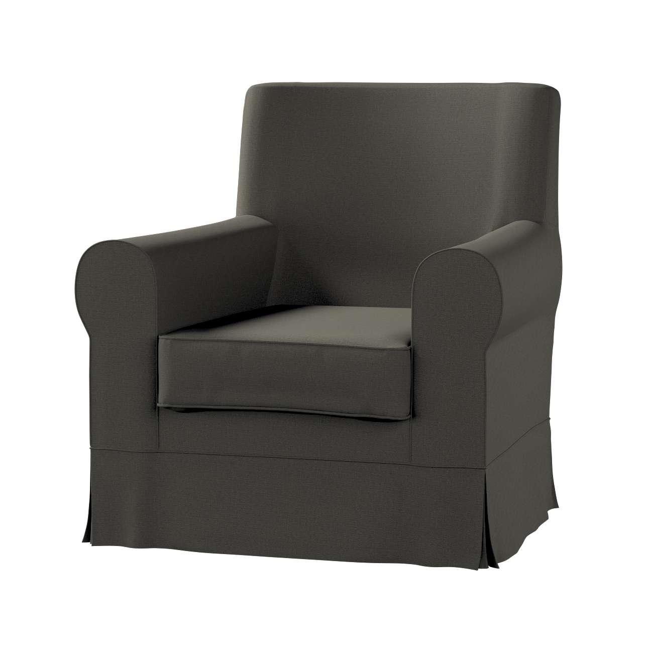 Pokrowiec na fotel Ektorp Jennylund w kolekcji Living, tkanina: 161-55