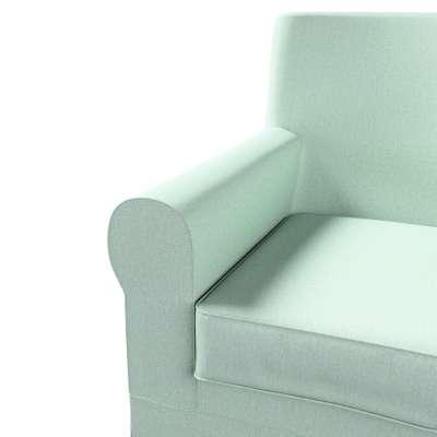 Pokrowiec na fotel Ektorp Jennylund w kolekcji Living, tkanina: 161-61