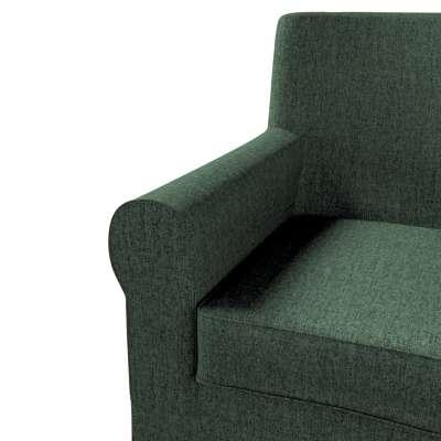 Pokrowiec na fotel Ektorp Jennylund w kolekcji City, tkanina: 704-81