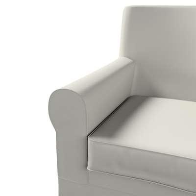 Pokrowiec na fotel Ektorp Jennylund w kolekcji Living, tkanina: 161-54