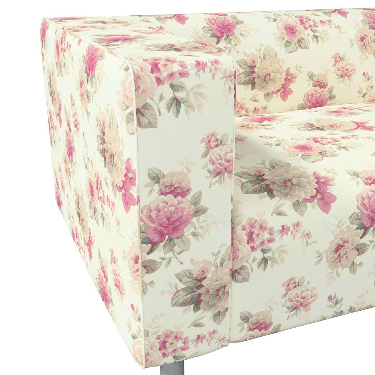 Pokrowiec na sofę Klippan 2-osobową w kolekcji Mirella, tkanina: 141-07