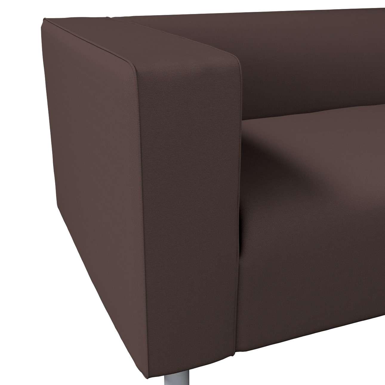 KLIPPAN dvivietės sofos užvalkalas kolekcijoje Cotton Panama, audinys: 702-03