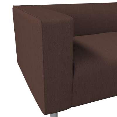 KLIPPAN dvivietės sofos užvalkalas kolekcijoje Chenille, audinys: 702-18