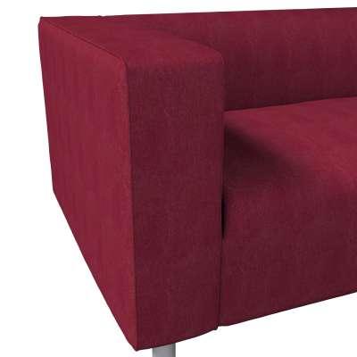 Pokrowiec na sofę Klippan 2-osobową w kolekcji Chenille, tkanina: 702-19