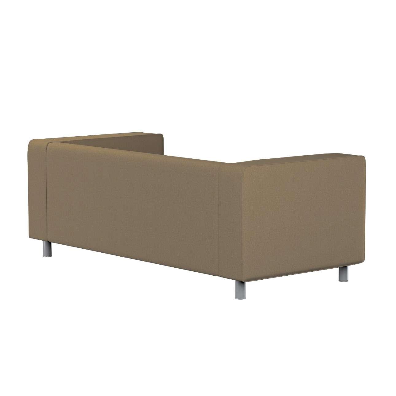 KLIPPAN dvivietės sofos užvalkalas kolekcijoje Chenille, audinys: 702-21